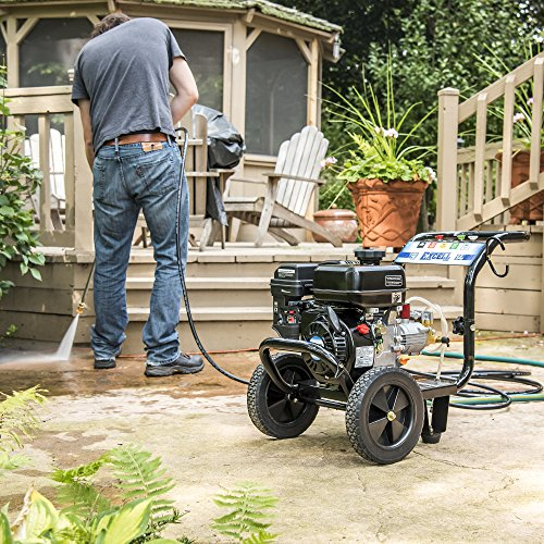 Excell EPW2123100 3100 PSI 2.8 GPM Cold Water 212CC Gas Powered Pressure Washer by excell (Image #7)