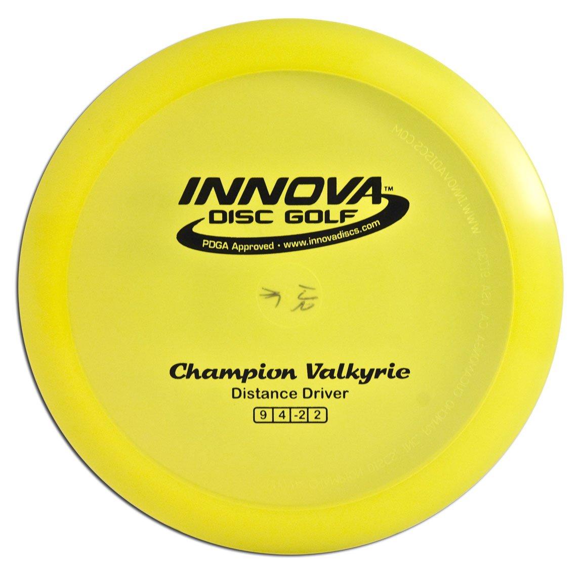 最も優遇 Innova Champion Valkyrie Champion 165-170 grams 165-170 B007O2NF18 B007O2NF18, AMERICAN DREAM:7afe7dde --- arianechie.dominiotemporario.com
