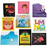 Constructive Playthings BOK-110 Feelings and Emotions Storybooks, Hardcover, Grade: Kindergarten to 1, Set of 9