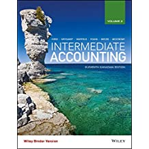 Intermediate Accounting 11ce, Volume 2, Binder Ready Version + WileyPLUS Registration Card