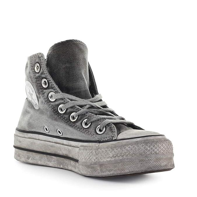 Converse 563113C CTAS Hi Lift Canvas LTD Gray: