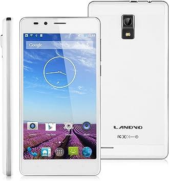 LANDVO L550 Telefono Movil 3G Libre Smartphone Con Pantalla de 5.0 ...