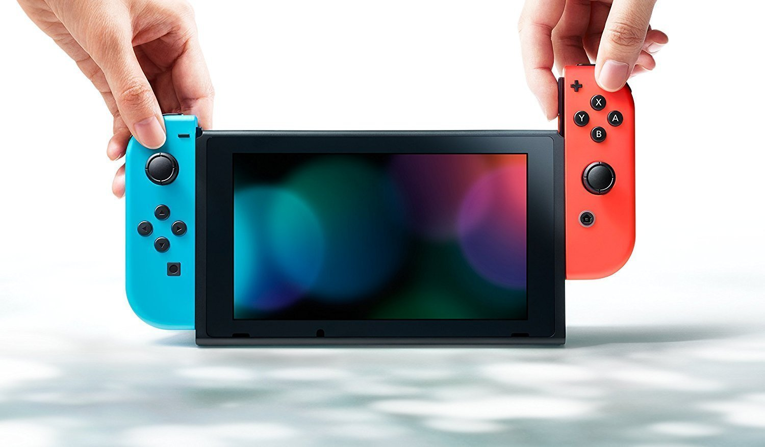 Nintendo Switch - Consola color Azul Neón/Rojo Neón + The Elder ...