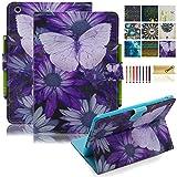 Best Case Kickstands For Apple IPads - iPad Mini Case, Dteck(TM) Unique Beautiful Design PU Review