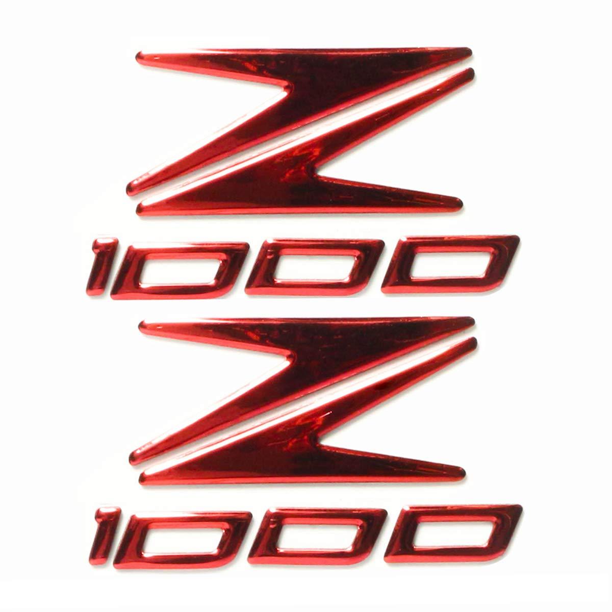 Amazon.com: ZAIXU Motorcycle 3D Raise Fuel Oil Tank Sign ...