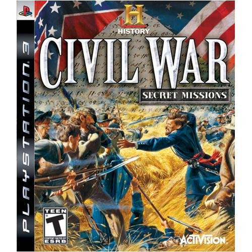 Buy History Channel Civil War: Secret Missions (PS3) Online at Low