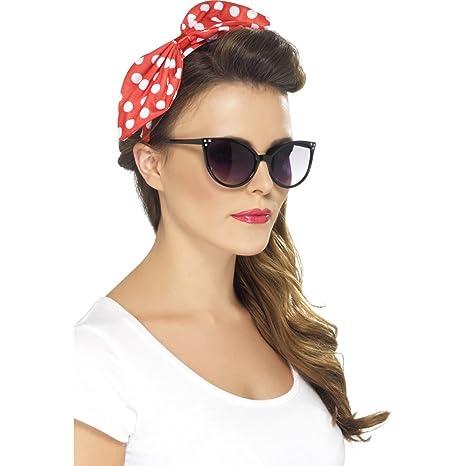 610c2e0714197 Fiocco per capelli in stile pin-up anni  50