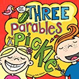 Three Parables and A Pickle, Sally Wallace, 1452042691