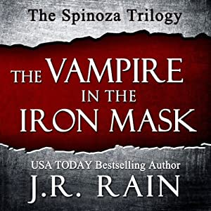The Vampire in the Iron Mask Audiobook