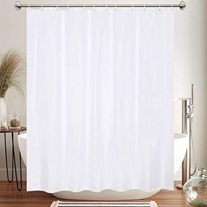 Amazoncom Coscov Mildew Resistant Fabric Anti Bacterial Shower