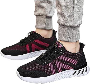 Mujeres Zapatillas de Deportivos de Running para Mujer Gimnasia ...