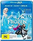 Frozen (3D Blu-ray / Blu-ray / DC)