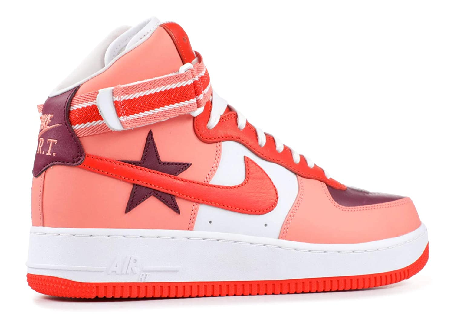 promo code 2b7ff 98c27 Amazon.com   NIKE Air Force 1 Hi Rt  Riccardo Tisci All-Star  - Aq3366-601  - Size 9   Basketball