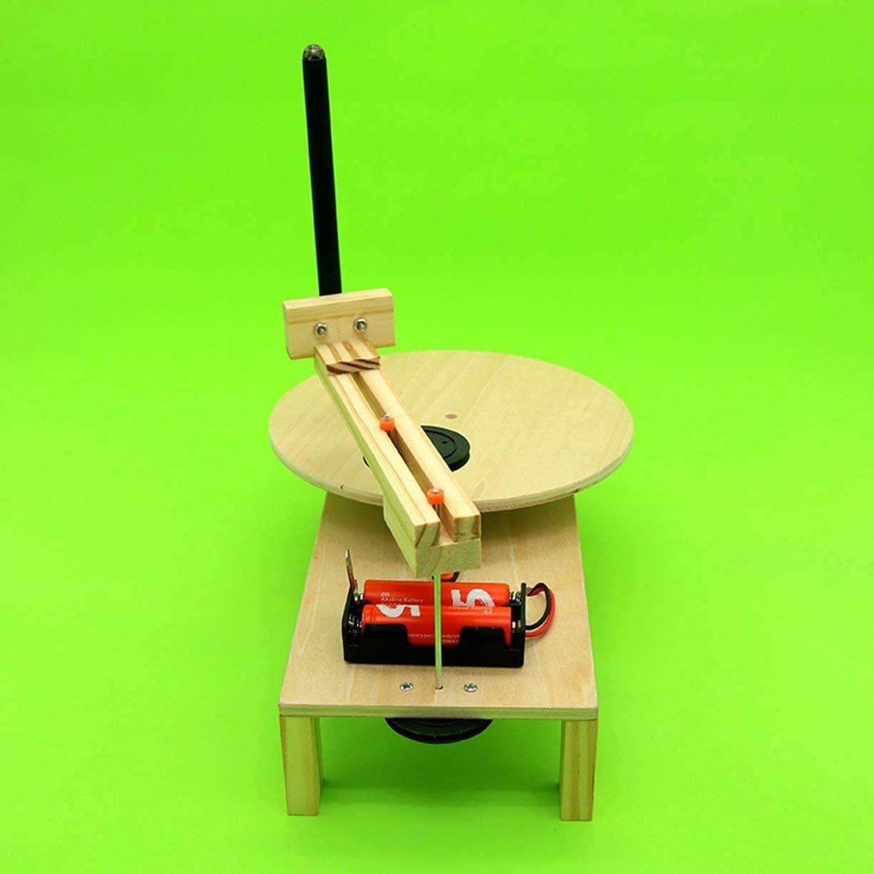 Detectoy DIY Plotter Dibujo Robot Kit Física Experimento Científico Experimentos Creativos Montar Juguete Modelo para Niños: Amazon.es: Juguetes y juegos