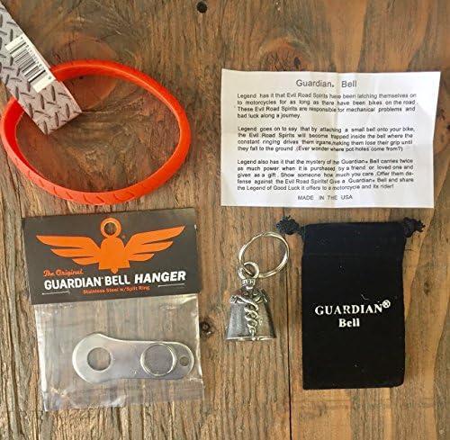 Guardian® Bell M.D コンプリートキット ハンガーとリストバンド付き