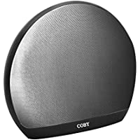Coby Portable Bluetooth Speaker (Black)
