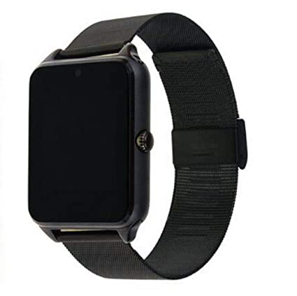 Amazon.com: Beauty-OU Smart Watch GT08 Clock Sync Notifier ...