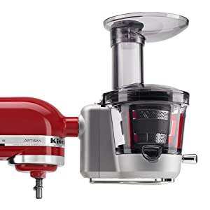 KitchenAid Masticating Juicer and Sauce Attachment