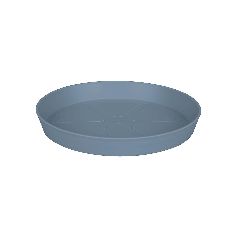 Elho loft urban saucer round 14 saucer - vintage blue 9200221454200