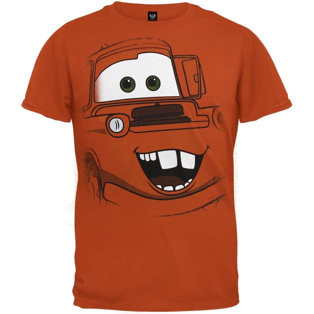 Old Glory Cars (Movie) - Boys Mater Face Juvy T-Shirt OG Exclusive