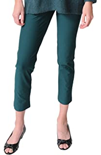 c1bb531ab41e Eileen Fisher System Washable Stretch Crepe Slim Ankle Pant at ...
