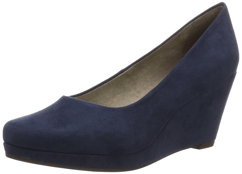 22434, Escarpins Femme, Bleu (Navy 805), 36 EUTamaris