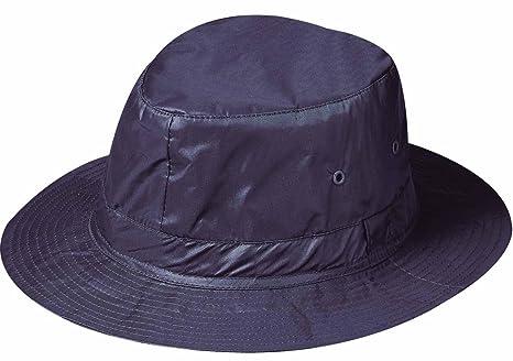 Cappellino Anti pioggia Cappello Impermeabile Poliestere Pesca Caccia 2  colori (blue) b8c3d326a404