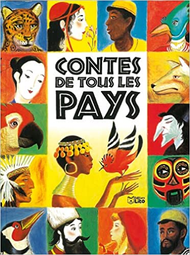 Livres gratuits Contes de tous les pays pdf, epub ebook