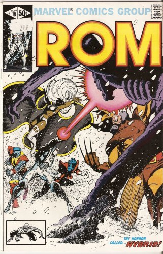 ROM #18 (And A Child Shall Deceive Them!)