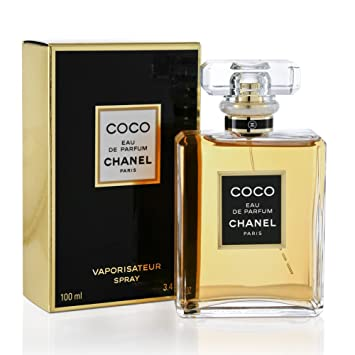 Amazon.com   Chanel Coco Eau de Parfum Spray for Women, 3.4 oz   Beauty fb1321989c7