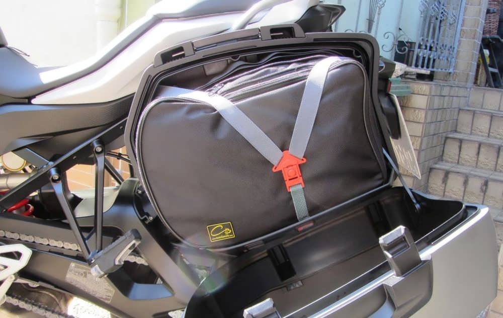 made4bikers: Bolsas Interiores Adecuado para de los Modelos BMW S1000XR (S1000 XR)