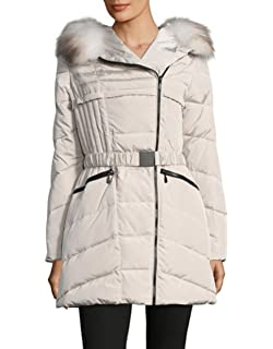 VividYou Mens Thick Hooded Zip Front Quilted Short Parka Anorak Winter