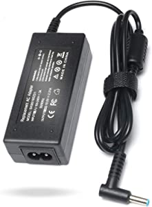 741727-001 Laptop Charger AC Adapter for HP 15-ba0xx 15-bw0xx 14-ba0xx 14-bw0xx 15-ba009dx 15-ba079dx 15-ba018wm 15-ba052wm 15-ba018wm 15-ba113cl 15-bw011dx 15-bw053od 15-bk193ms 15-bs212wm 15-bs234wm