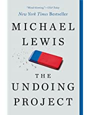 The Undoing Project – A Friendship that Changed our Minds