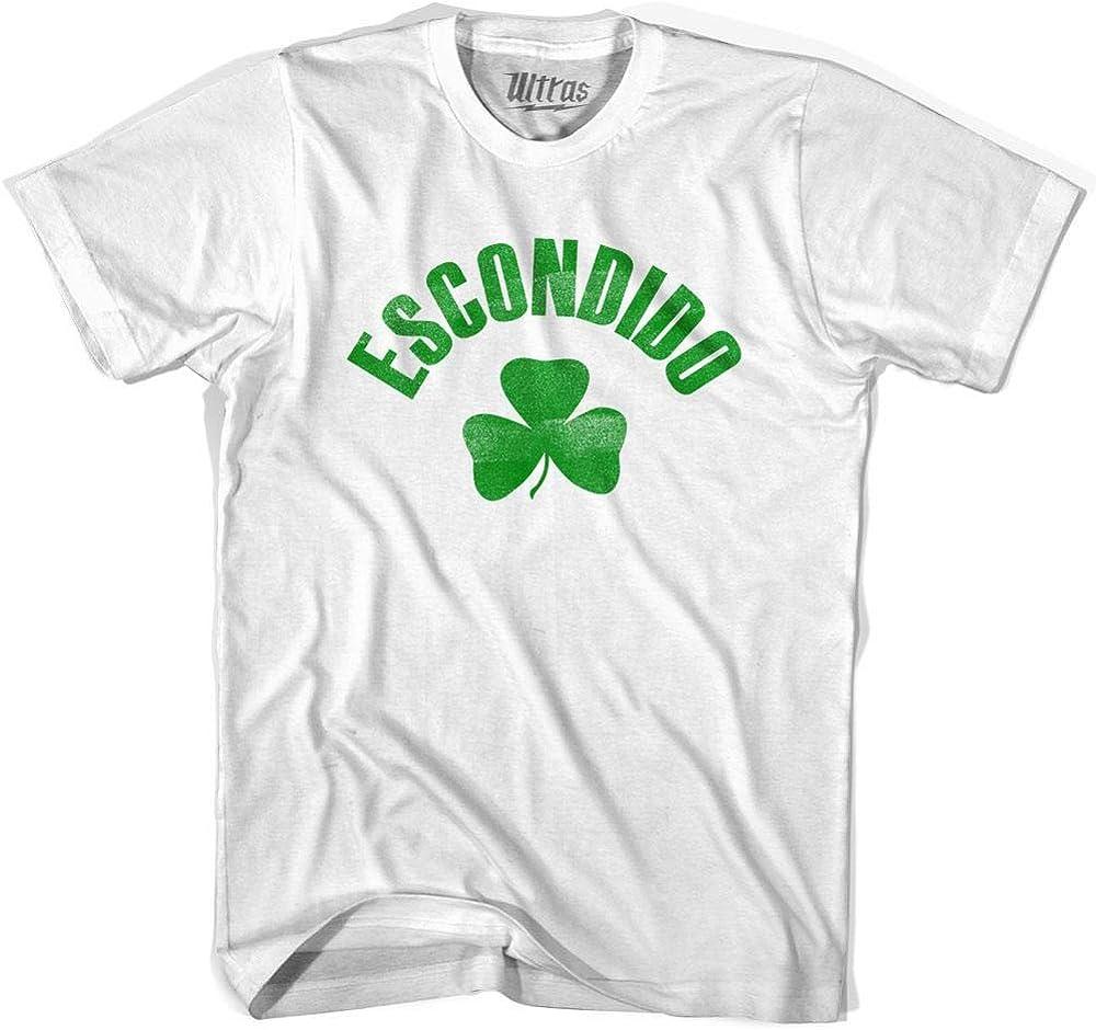 Ultras Winston-Salem City Shamrock Womens Cotton T-Shirt