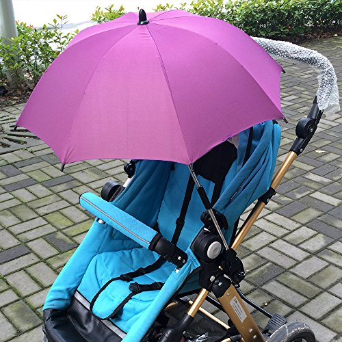 Sun Umbrella For Baby Stroller - 4