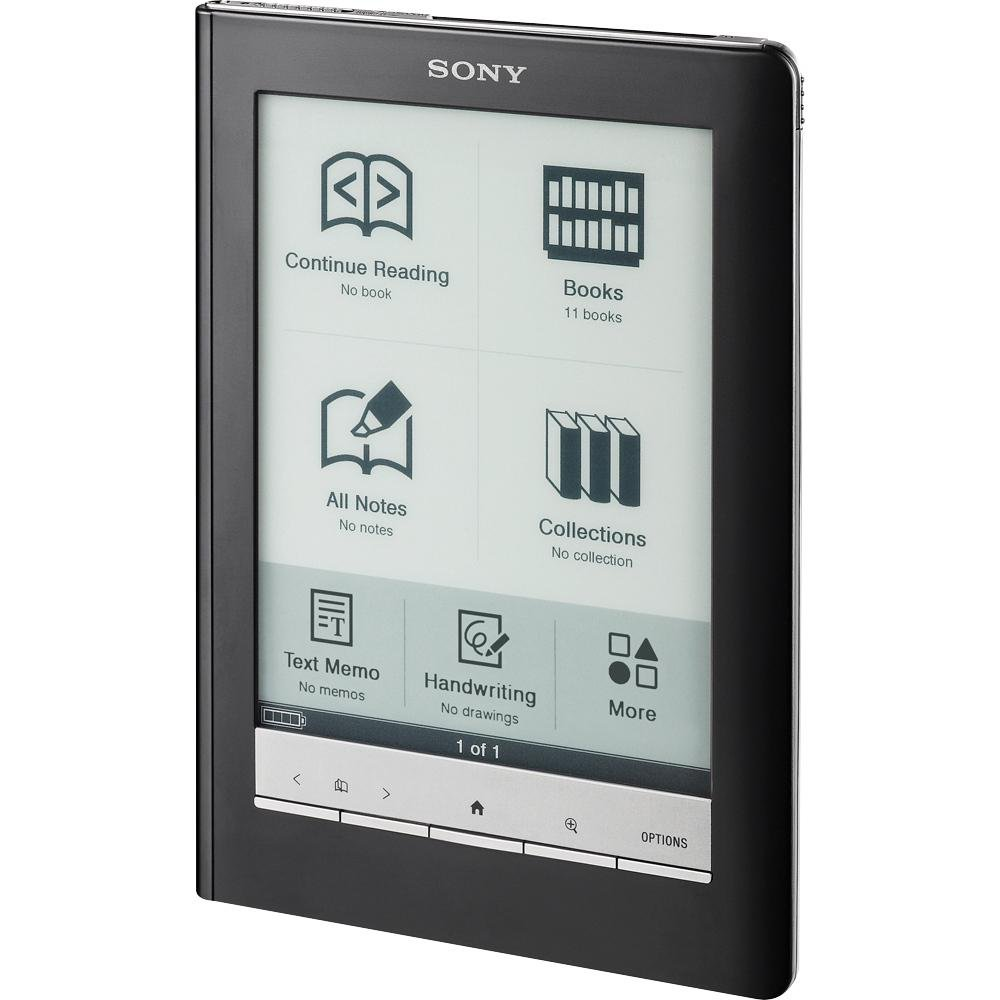 Sony PRS-600BC Touch Edition E-Book Reader(US Version imported by ...