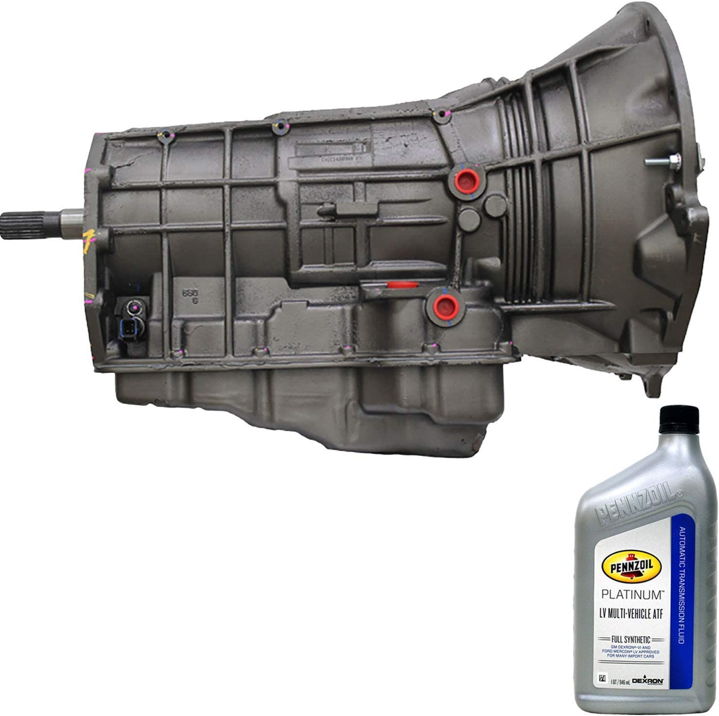 Transmissions & Parts 5R55S Automatic Transmission Assembly ...