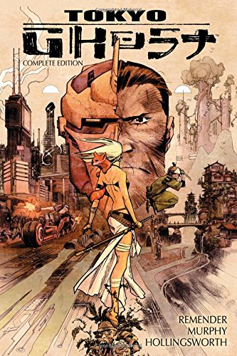 Tokyo Ghost Deluxe Edition [Remender, Rick] (Tapa Dura)