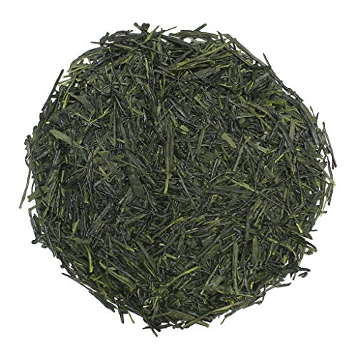 The Tea Farm - Gyokuro Green Tea - Japanese Loose Leaf Green Tea (16 Ounce Bag) by The Tea Farm