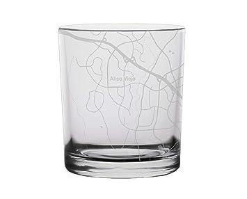 Amazon.com | Aliso Viejo City Map Whiskey Gl California ... on starling street aliso viejo california, map of aliso vallejo ca, map of lakeville minnesota,