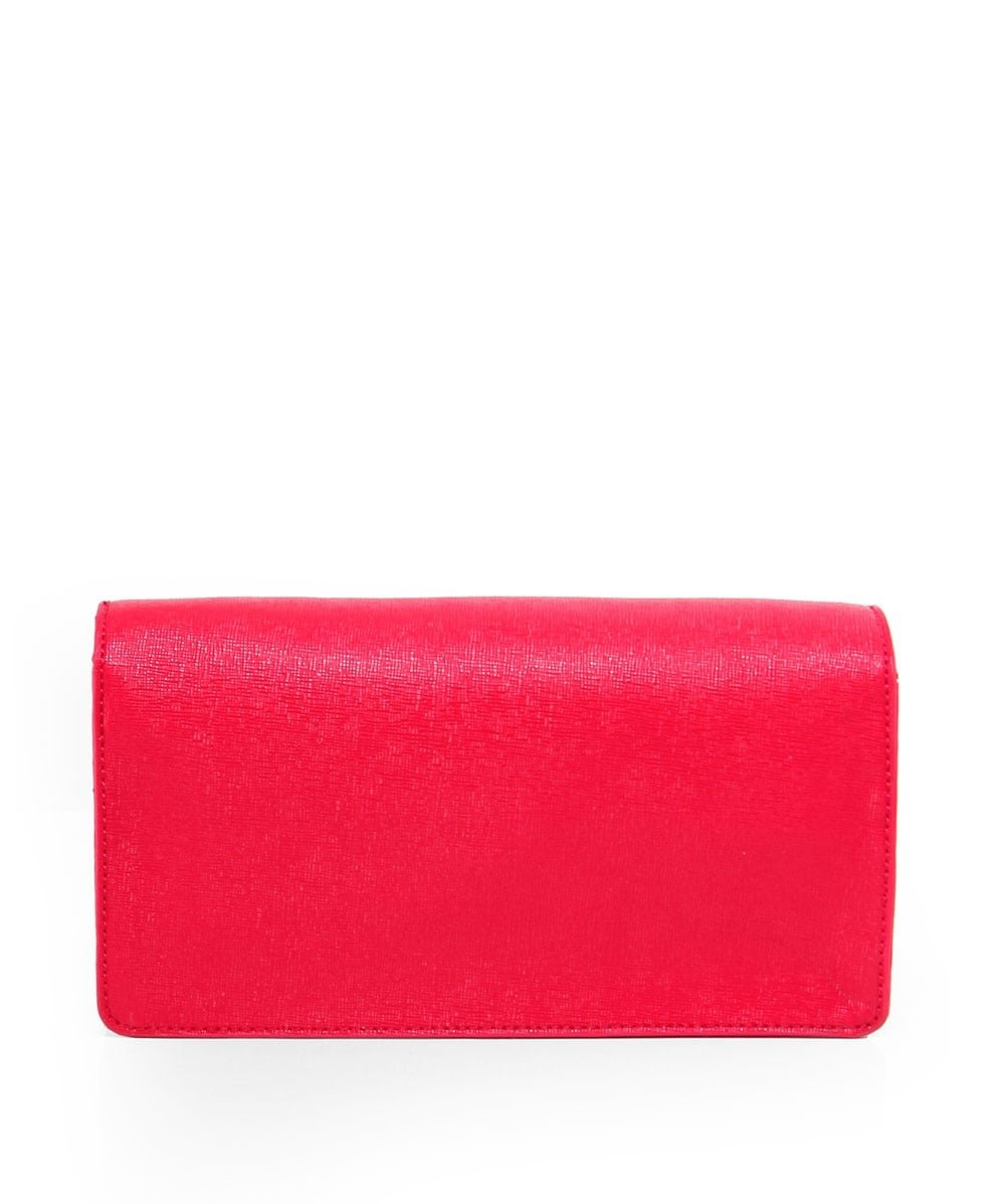 Love Moschino Women's Leather Small Crossbody Bag One Size Red by Love Moschino (Image #3)