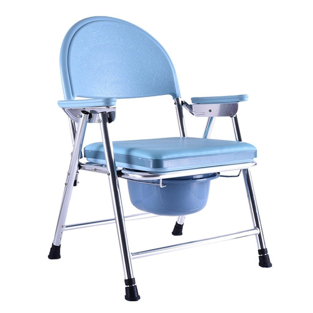 【即発送可能】 妊娠中の女性のトイレシート障害者のトイレの椅子の上のモバイルアンチスリップの手すり高齢者のポータブルトイレの椅子バケツMax.200kgと丈夫で耐久性のあるバスルームシャワースツール B07F74K5V9 B07F74K5V9, JSstar:1472e135 --- eastcoastaudiovisual.com