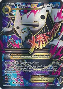 Amazon.com: Pokemon Primal Clash Mega Aggron-EX - 154/160