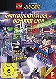 LEGO - Gerechtigkeitsliga vs. Bizarro Liga [Alemania] [DVD]