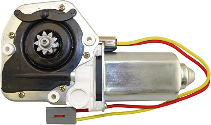 ACDelco 11M12 Professional Front Passenger Side Power Window Motor