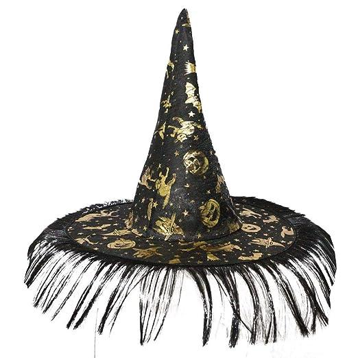 Amazon.com  Yezijin Halloween Hats 63dcf0de7af