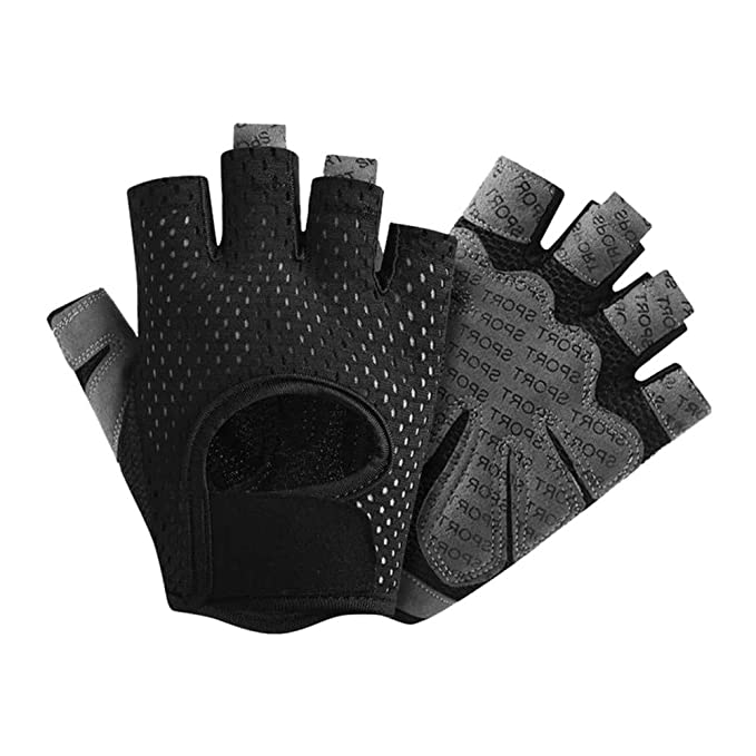 MALLOOM Men Women Sports Gloves for Workout,Gym,Yoga, Weight Lifting, Training, Fitness, Exercise,Driving