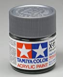 Tamiya Acrylic X11 Chrome Silver 23ml Bottle … 81011