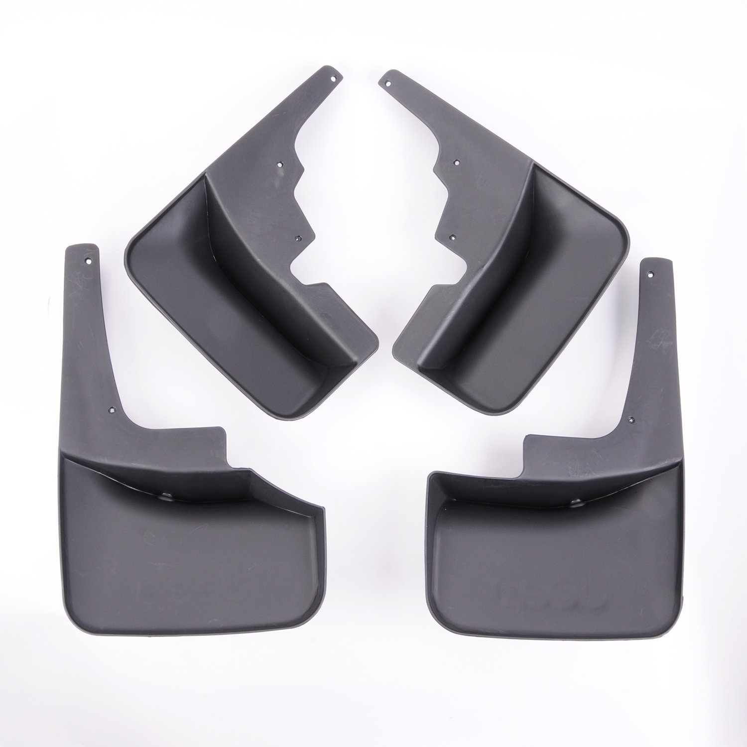 Liquor Car New for Jeep Grand Cherokee 2005 2006 2007 Front Rear Mud Flaps Mudflaps Splash Guards Set Kit